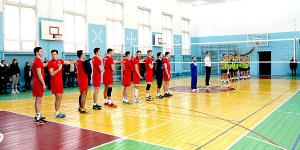 Завершення ІІ туру Чемпіонату України з волейболу