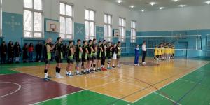 Перший день Чемпіонату України з волейболу