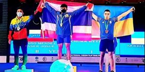 Студент коледжу ПДАТУ посів призове місце на чемпіонаті світу з важкої атлетики